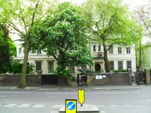 Russian Embassy Consulate London