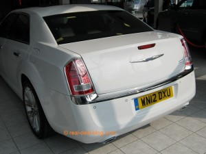 New Chrysler 300C