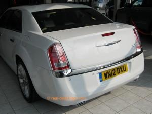New Chrysler 300C
