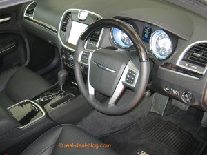 Chrysler 300C Interior