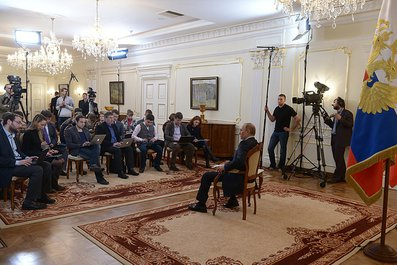 Putin March 2014