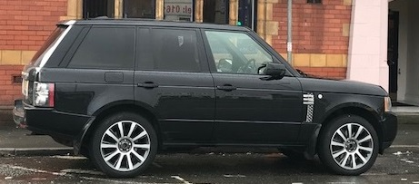 Range Rover Autobiography Black Edition
